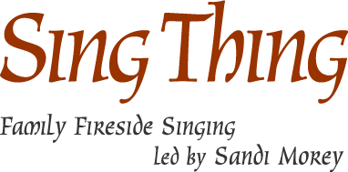Sing Thing Mobile Logo