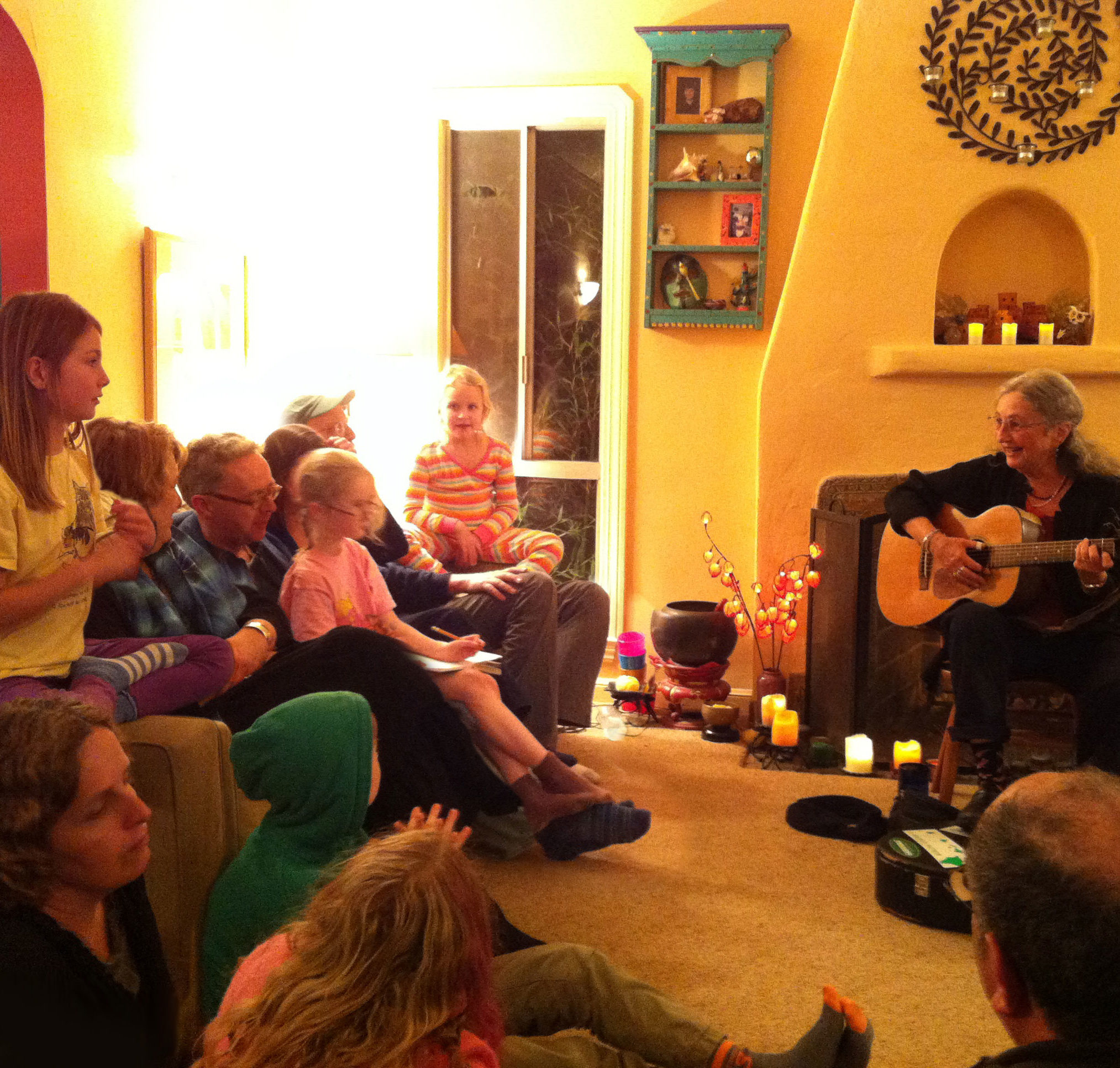 SingThing Group Photos